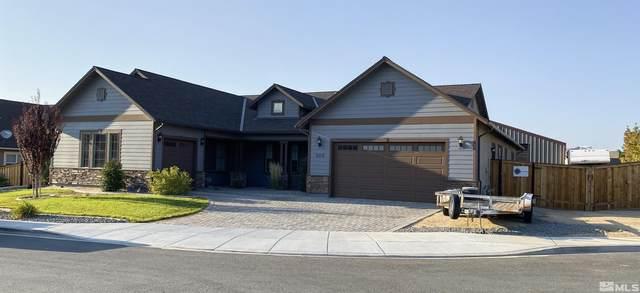585 Vista Grande Dr., Sparks, NV 89441 (MLS #210014235) :: NVGemme Real Estate