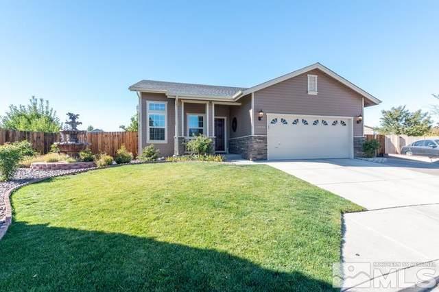 11530 Arid Plains Court, Reno, NV 89506 (MLS #210014826) :: Chase International Real Estate