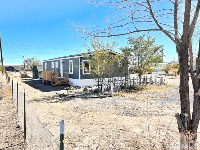 2910 Tonopah Street, Silver Springs, NV 89429 (MLS #210015306) :: Vaulet Group Real Estate