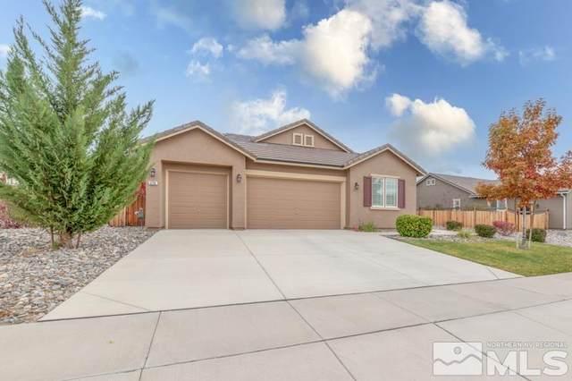 6708 Fabric, Sparks, NV 89436 (MLS #210015586) :: NVGemme Real Estate