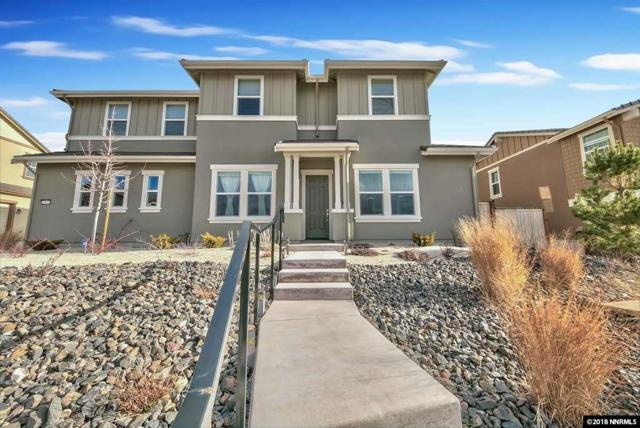 1850 Heavenly View Trail, Reno, NV 89523 (MLS #180000217) :: NVGemme Real Estate