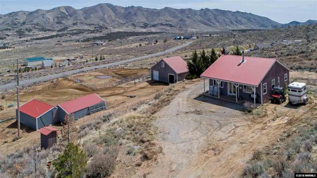 90 Bobcat Hill Road, Reno, NV 89508 (MLS #180003832) :: RE/MAX Realty Affiliates
