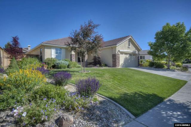 1100 Meridian Ranch Dr., Reno, NV 89523 (MLS #180008355) :: The Mike Wood Team