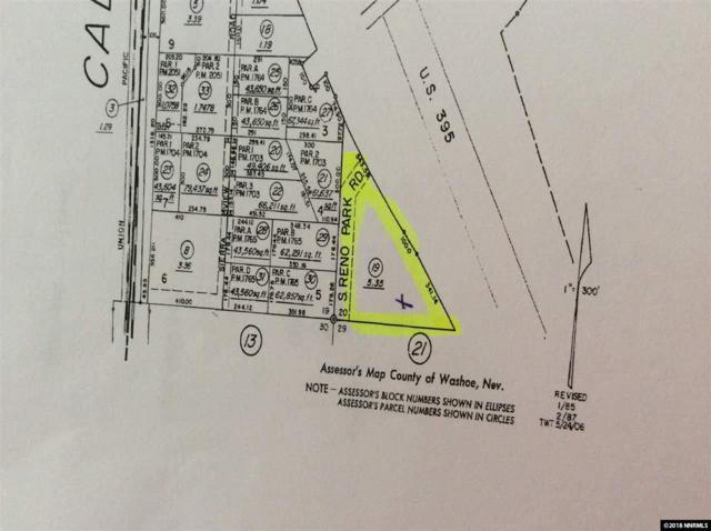 0 Reno Park Blvd, Reno, NV 89508 (MLS #180014200) :: Ferrari-Lund Real Estate