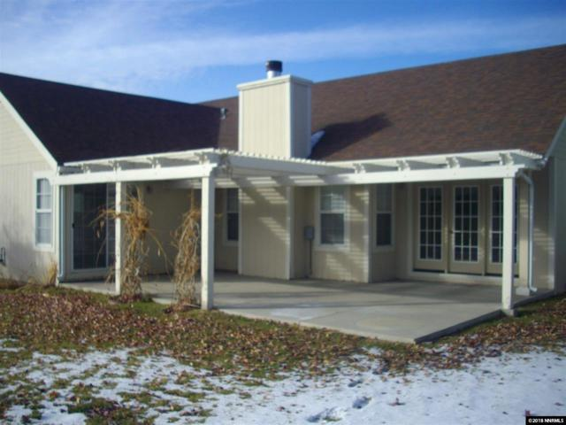 333 Chateau Drive, Carson City, NV 89701 (MLS #180017572) :: Vaulet Group Real Estate