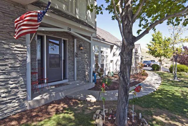 10 Canyon Drive, Carson City, NV 89703 (MLS #190006797) :: Chase International Real Estate