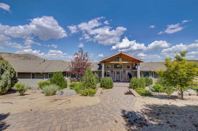 3257 Highland Way, Gardnerville, NV 89410 (MLS #190008617) :: Ferrari-Lund Real Estate