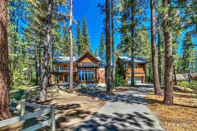 2200-2 Lands End, Glenbrook, NV 89413 (MLS #190010549) :: Theresa Nelson Real Estate