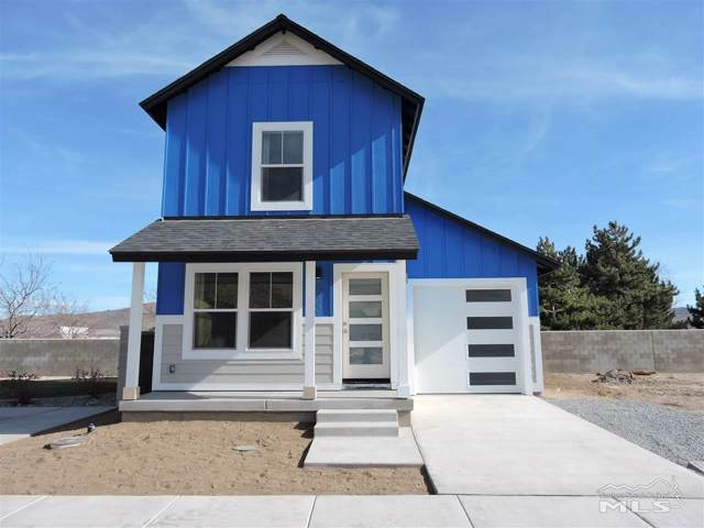 3894 Bonnie Place, Carson City, NV 89701 (MLS #190013388) :: Ferrari-Lund Real Estate