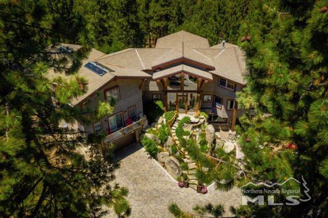 122 Desni Ct., Stateline, NV 89449 (MLS #190013463) :: Chase International Real Estate