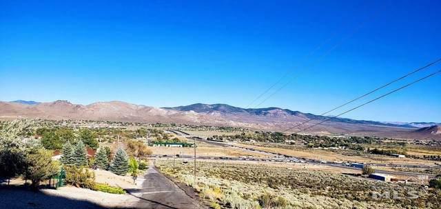 0 W Roland St, Carson City, NV 89703 (MLS #190014563) :: Chase International Real Estate