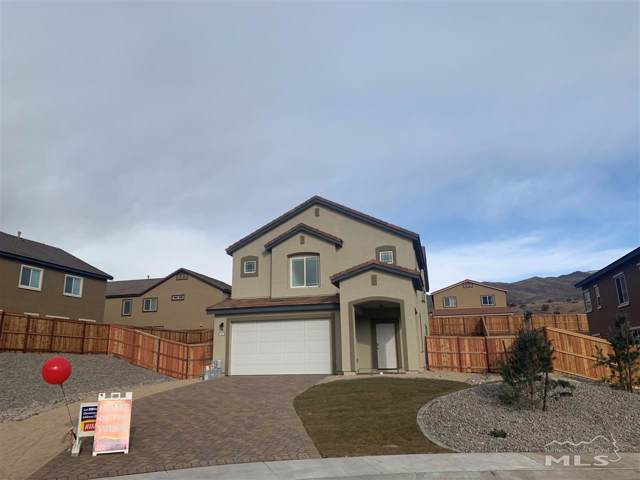 45 Willow Quest Court Homesite #267, Verdi, NV 89439 (MLS #190018030) :: NVGemme Real Estate