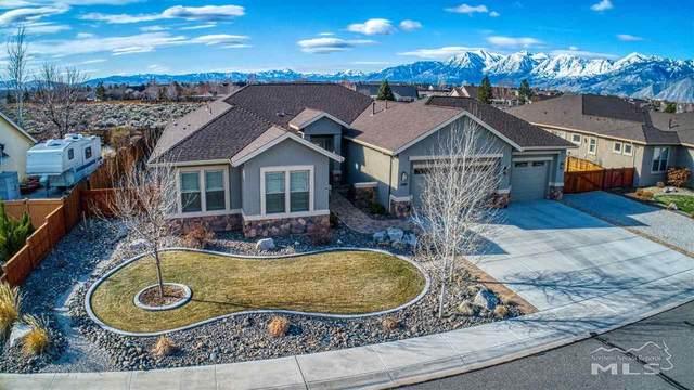 1149 San Marcos, Minden, NV 89423 (MLS #200001380) :: NVGemme Real Estate