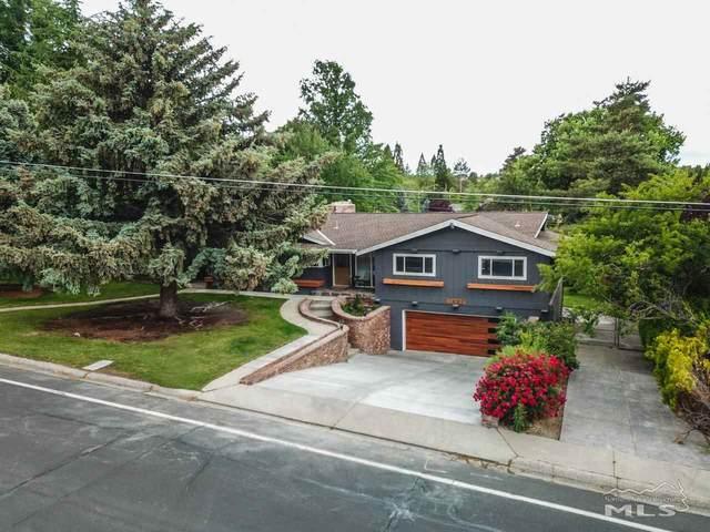 1501 Skyline Blvd, Reno, NV 89509 (MLS #200007527) :: NVGemme Real Estate