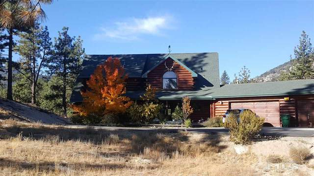 4680 Old Clear Creek, Carson City, NV 89705 (MLS #200009962) :: Ferrari-Lund Real Estate