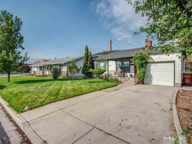 1587 Mono Ave, Minden, NV 89423 (MLS #200013160) :: Vaulet Group Real Estate
