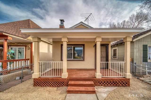 640 Morrill Ave., Reno, NV 89503 (MLS #200016982) :: Ferrari-Lund Real Estate