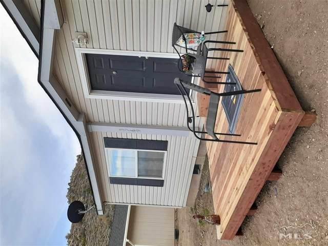 3769 Arden Way, Wellington, NV 89444 (MLS #210003128) :: Morales Hall Group