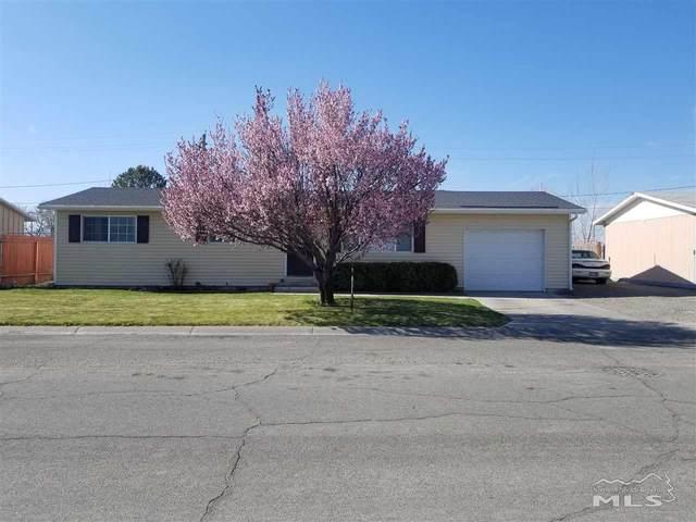 650 Brent Drive, Battle Mountain, NV 89820 (MLS #210003848) :: Chase International Real Estate