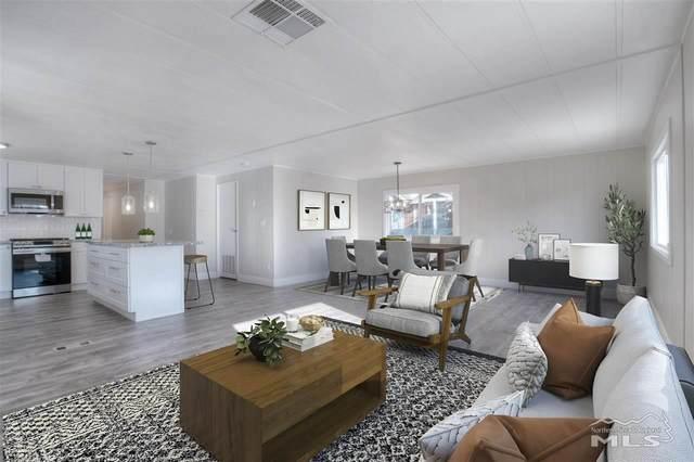 10 Riley, Carson City, NV 89706 (MLS #210003888) :: NVGemme Real Estate
