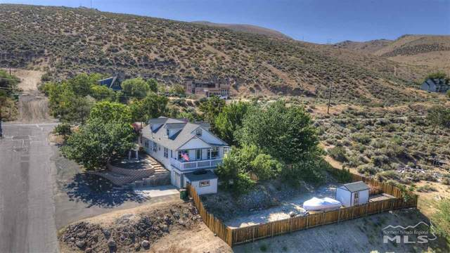 4659 Voltaire St, Carson City, NV 89703 (MLS #210007440) :: Theresa Nelson Real Estate