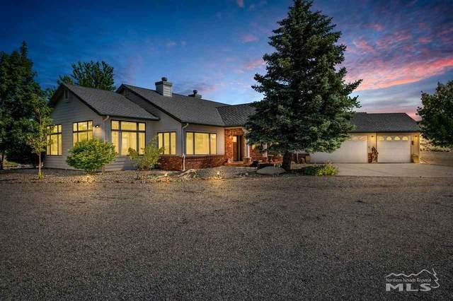 1928 Wild Onion Ct., Gardnerville, NV 89410 (MLS #210007661) :: NVGemme Real Estate
