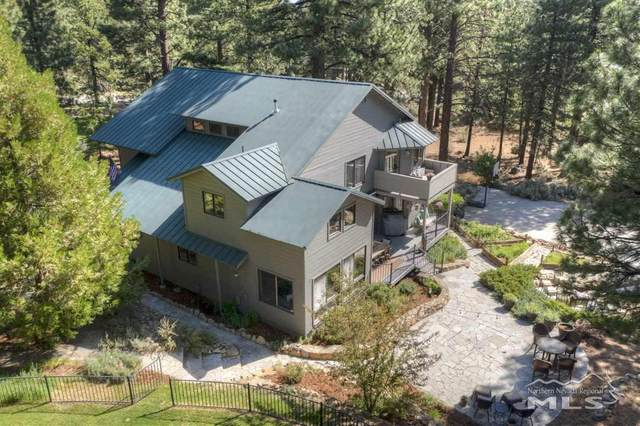 16750 Evergreen Hills, Reno, NV 89511 (MLS #210009466) :: Morales Hall Group