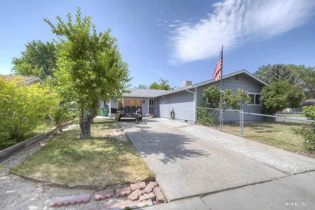205 Boulder Dr, Carson City, NV 89706 (MLS #210010002) :: Vaulet Group Real Estate