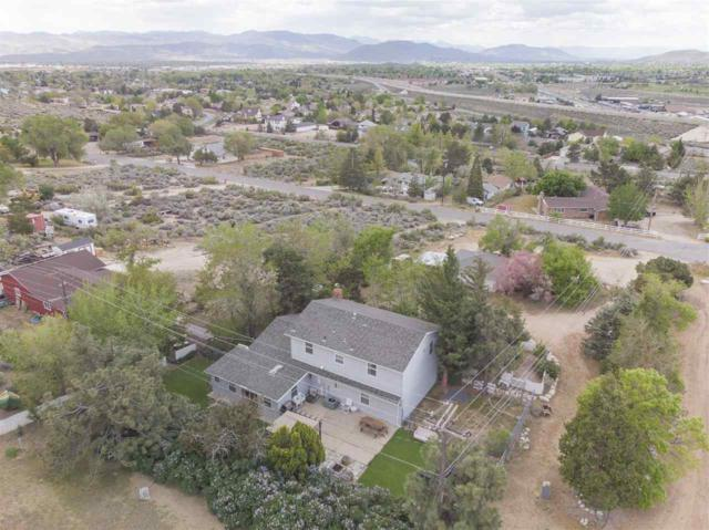 12 Heaven Hill Way, Carson City, NV 89706 (MLS #190003861) :: Northern Nevada Real Estate Group