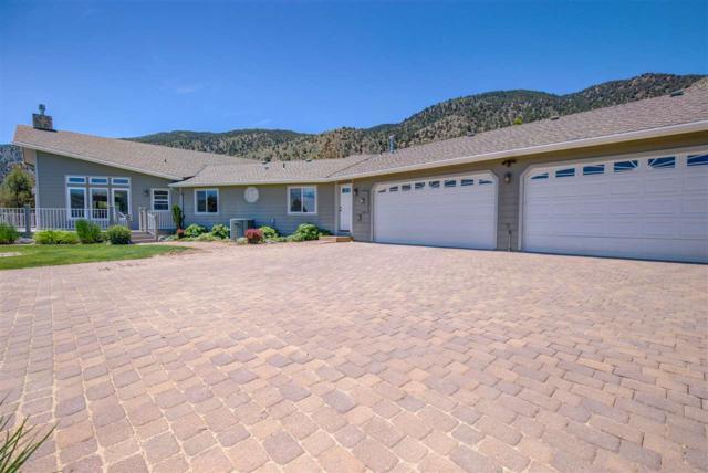 3257 Highland Way, Gardnerville, NV 89410 (MLS #190008617) :: Chase International Real Estate
