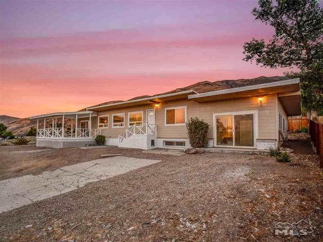 1966 Dayton St., Gardnerville, NV 89410 (MLS #200009738) :: Fink Morales Hall Group