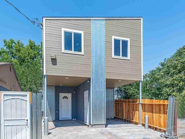 440 1/2 E 7th Street A & B, Reno, NV 89512 (MLS #200010500) :: Harcourts NV1
