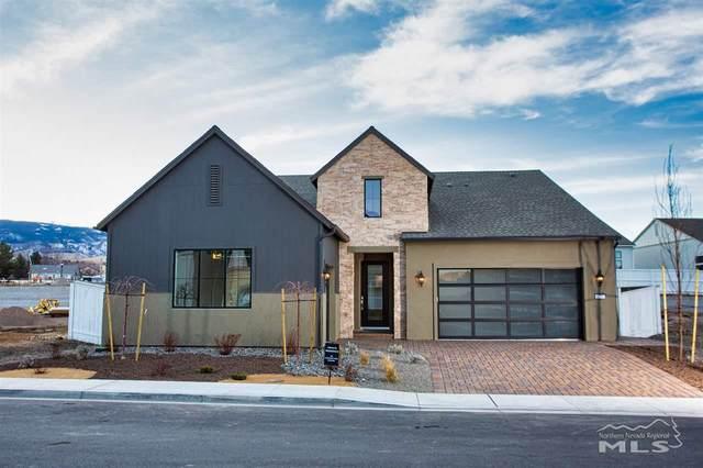 6111 S Pleasant Oak Trail, Reno, NV 89509 (MLS #200017131) :: Ferrari-Lund Real Estate