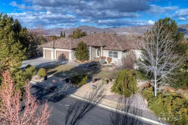 12500 Fieldcreek Lane, Reno, NV 89511 (MLS #210003001) :: The Mike Wood Team