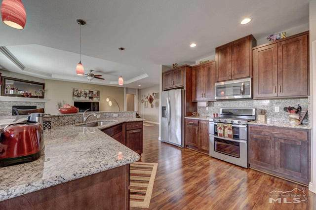 1350 Cedar Creek Cir, Gardnerville, NV 89460 (MLS #200005164) :: L. Clarke Group | RE/MAX Professionals