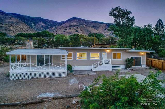1966 Dayton St., Gardnerville, NV 89410 (MLS #200009738) :: Chase International Real Estate