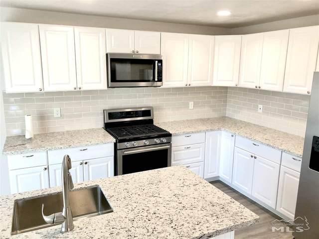 215 Imperial Road, Dayton, NV 89403 (MLS #200016389) :: NVGemme Real Estate