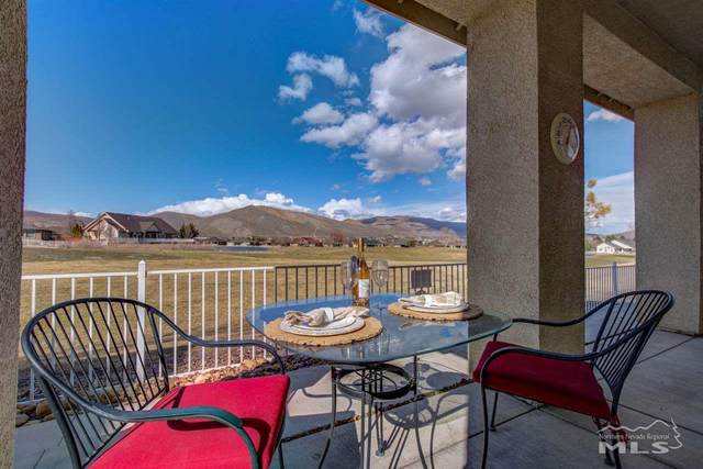 1173 Flintwood Dr, Carson City, NV 89703 (MLS #210002997) :: Morales Hall Group