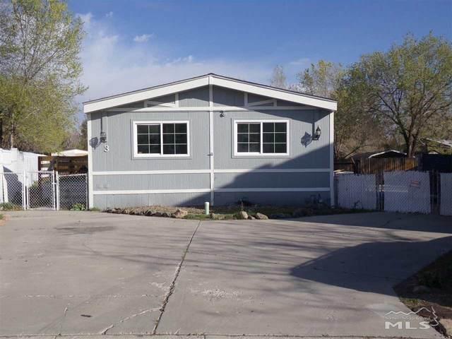 3 Ediza Circle, Carson City, NV 89706 (MLS #210005159) :: Chase International Real Estate