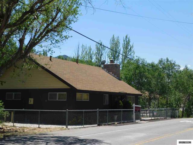 80 Montgomery, Markleeville, Ca, CA 96120 (MLS #160009637) :: Marshall Realty