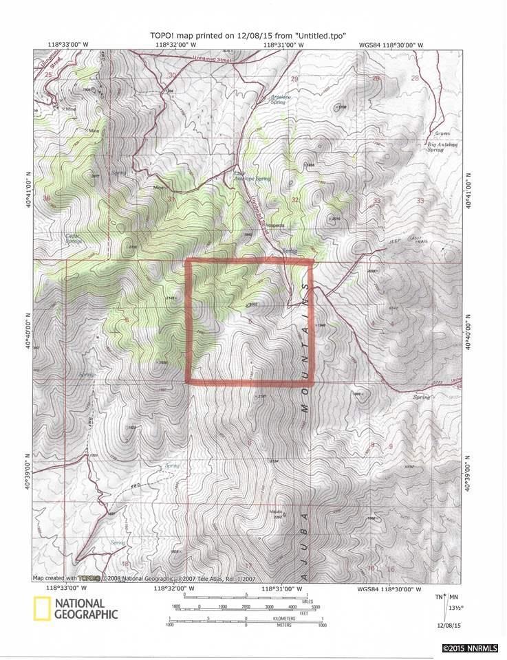 T32N, R31E, Section 5 (Majuba Mountains) - Photo 1