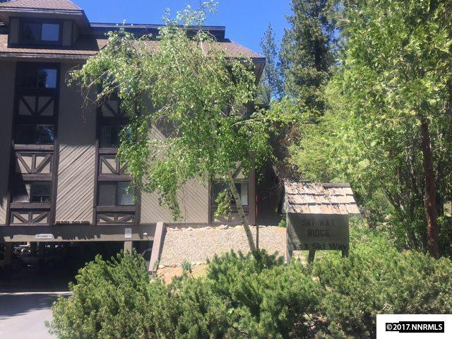 333 Ski Way #261, Incline Village, NV 89451 (MLS #170008329) :: The Mike Wood Team
