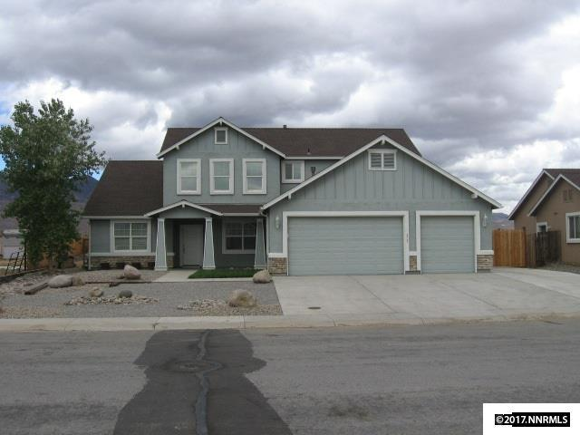 206 Shady Grove Ln, Dayton, NV 89403 (MLS #170008871) :: RE/MAX Realty Affiliates