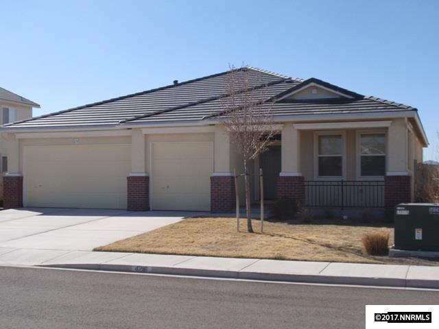 4216 Desert Highlands Dr., Sparks, NV 89436 (MLS #170009260) :: Marshall Realty