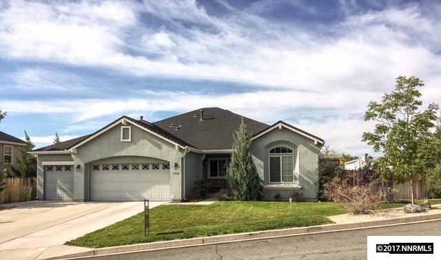 1240 Saxon Drive, Sparks, NV 89441 (MLS #170012039) :: The Mike Wood Team