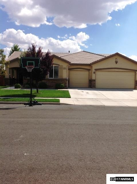 3815 Dorado Court, Sparks, NV 89436 (MLS #170012085) :: Ferrari-Lund Real Estate