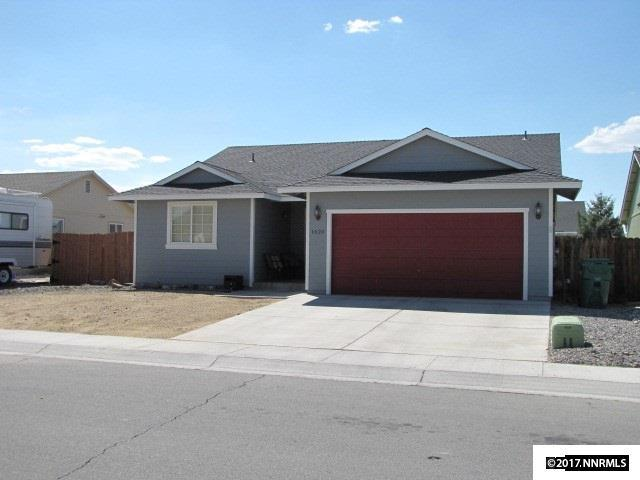 1620 Burger Rd, Fernley, NV 89408 (MLS #170012327) :: Marshall Realty