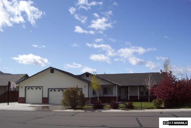 1445 Patricia, Gardnerville, NV 89460 (MLS #170012389) :: Marshall Realty