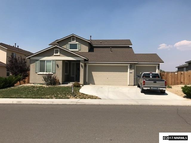 2838 South Fork Road, Fernley, NV 89408 (MLS #170012393) :: Marshall Realty