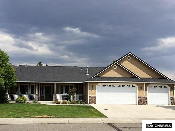 2971 Del Rio, Minden, NV 89423 (MLS #170012395) :: Ferrari-Lund Real Estate